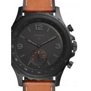 Ceas barbatesc Fossil Q FTW1114 Nate Hybrid Smartwatch 50mm 5ATM
