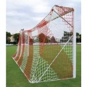 Poarta fotbal 6x2m aluminiu cu profil rotund