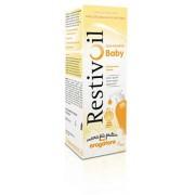 CHEFARO PHARMA ITALIA Srl RestivOil bebe champu de aceite de Ultra Suave 250ml Accion protectora