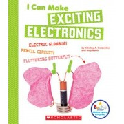 I Can Make Exciting Electronics, Paperback
