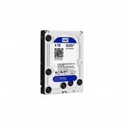 Disco Duro Western Digital Blue De 4TB, 5400 RPM, 64 MB Caché, SATA III (6 Gb/s). WD40EZRZ