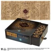 Blackfire Harry Potter:The Marauder's Map - Premium Quality Oversized Puzzle (1000)