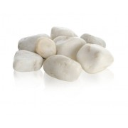 biOrb mramorové oblázky set bílá