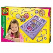 Play Fun Armband DIY gör egna SES Mega Beads Set
