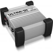 Behringer DI100 Ultra-DI Phantom Direct Box Behringer DI100 Ultra-DI Phantom Power