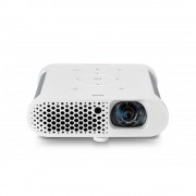 Proiector BENQ GS1, LED, Ultraportabil, DLP, HD 1280x720, 300 lumeni, 20.000 hrs, USB, Audio Out, HDMI, Micro SD Card, HDMI, 2x2W, wireless, IPX1,