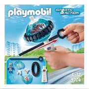 Playmobil Speed Roller Playmobil Sports And Action Azul 8 Piezas