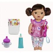 Hasbro Baby Alive Brushy Brushy Baby Doll - Brunette