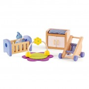 Hape Doll's Room E3459
