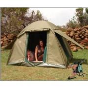 Bushtec Adventure Bow 2 sleeper tent