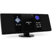 OneConcept Bluetooth speaker set - Zwart