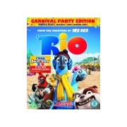 Rio - Triple Play (Includes DVD, Blu-Ray and Digital Copy)