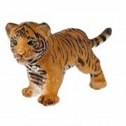Papo Plastic speelgoed figuur tijger welpje 3,5 cm