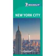Reisgids Green guide New York city | Lannoo