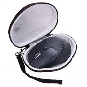 LTGEM EVA Hard Case for Logitech M720 Triathalon Multi-Device Wireless Mouse Travel Protective Carrying Storage Bag