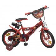 Bicicleta copii Toimsa Disney Ladybug 14 inch 4-6 ani