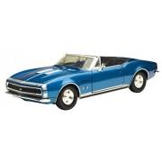 Motormax 1967 Chevy Camaro SS (convertible) Blue 73301AC