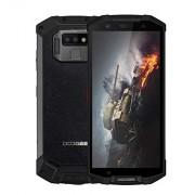"""dwk Doogee S70 Juego Resistente Teléfono móvil IP68 Impermeable 5500mAh 6GB + 64GB 5.99""""18: 9 Octa Core Android 8.1 Carga inalámbrica Teléfono Inteligente(Black)"""