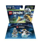 LEGO Dimensions Zane (LEGO Ninjago) Fun Pack (Universal) by Essential Products