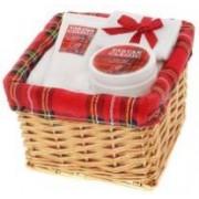 Borsari 1870 Borsari Tartan Classic Set Body Cream 100 Ml + Gel Doccia 100 Ml + Asciugamano (8014126029724)