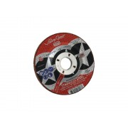 Disc abraziv pentru polizare Swaty Comet Professional Inox, 125x6.0 mm