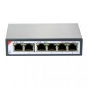Суич ONV PoE POE33064P, 1000Mbps, 4x ports, 2x Uplink Ports, PoE Ports