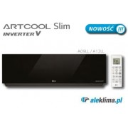LG klimatyzator ścienny LG ARTCOOL SLIM A09LL (komplet)