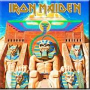 magnet Iron Maiden - Putere Sclav Frigider Magnet - ROCK OFF - IMMAG06