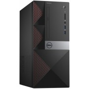 Desktop, DELL Vostro 3668 MT /Intel G4560 (3.5G)/ 4GB RAM/ 1000GB HDD/ Win10 Pro + Mouse&KBD (S221VD3668BTSEMG)
