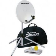 Maxview Camping-SAT-Anlage Maxview Omnisat Portable-Sat-Kit Easy, 65 cm