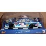 2002 Dale Earnhardt Jr #3 Blue Oreo Chevrolet Daytona Busch Series 1/24 Scale Winners Circle