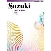 Suzuki Viola School, Vol 7: Viola Part, Paperback/Alfred Music