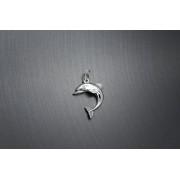 Ezüst medál delfin nagy 1