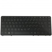 Teclado HP EliteBook 840 G1, 840 G2, 850 G1 Series Negro Luminoso Español