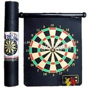 Magnetic Dart Board Game Kids Adul Racket Bar Pub Games