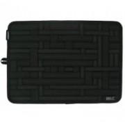iStore Electronics Cosmetics Tool Organizer Bag(Black)