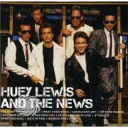 Video Delta Lewis,Huey & The News - Icon - CD