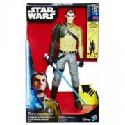 Jucarie Hasbro Disney Star Wars Rebels Kanan Jarrus Electronic Duel