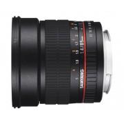 Samyang 85mm F1.4 AS IF UMC, Sony E SLR Telephoto lens Black - camera lenses (Sony E, SLR, Telephoto lens, 9/7, Sony E, APS-C, Full frame, Sony)