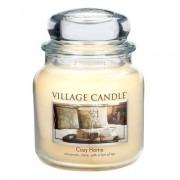 geschenkidee.ch Village Candle Duftkerze Cozy Home