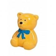 Geen Gele teddybeer spaarpot 20 cm