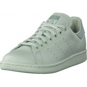 adidas Originals Stan Smith Linen Green S17/Linen Green S1, Skor, Sneakers & Sportskor, Löparskor, Grå, Dam, 36