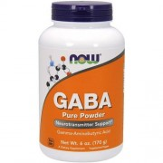 Now Foods GABA Pure Powder 170gr