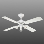 Ceiling fan Princess Euro with 3 bulbs
