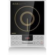 Philips HD 4929/01 Induction Cooktop(Silver, Black, Jog Dial)