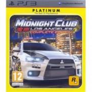 Midnight Club LA Complete Edition (Platinum), за PlayStation 3