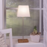 Combi-pack - star and lampshade - brown base