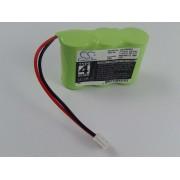 vhbw 1x NiMH batterie 600mAh (3.6V) pour téléphone fixe sans fil Sharp CL-350, CL-355, CL-500, CL-505, CL-510, CL-540 comme HHR-P303, 3N270AA, etc.