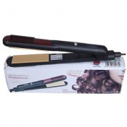 Original And Imported Ceramic Hair Straightener NHC-473-CRM Black