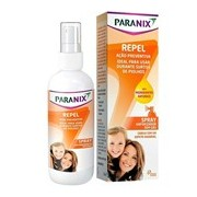 Paranix repel spray repelente para surtos de piolhos 100ml - Paranix